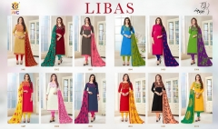 LIBAS AVC PURE COTTON FABRIC FANCY DRESS MATERIALS WHOLESALER DEALER BEST RATE BY GOSIYA EXPORTS SURAT (13)