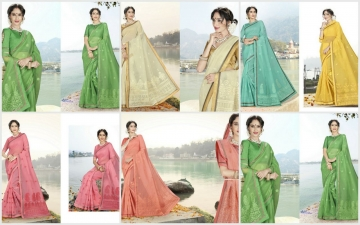 LIFESTYLE ANURADHA SAREES COLLECTION WHOLESALE BEST RATE BY GOSIYA EXPORTS SURAT ONLINE (5)