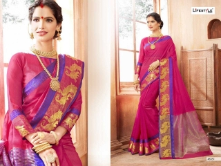 LIFESTYLE KHADI SILK VOL 10 WEAVING SILK DESIGNER SAREES CATALOG WHOLESALE BEST RATE BY GOSIYA EXPORTS FROM SURAT (2)