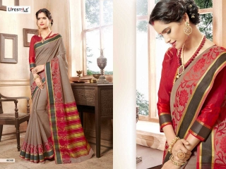 LIFESTYLE KHADI SILK VOL 10 WEAVING SILK DESIGNER SAREES CATALOG WHOLESALE BEST RATE BY GOSIYA EXPORTS FROM SURAT (6)