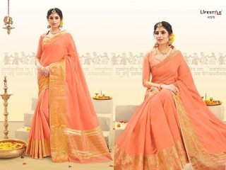 LIFESTYLE PALM SILK VOL 2 SILK SAREE CATALOG AT BEST RATE BY GOSIYA EXPORTS SURAT (10)