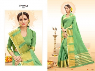 LIFESTYLE PALM SILK VOL 2 SILK SAREE CATALOG AT BEST RATE BY GOSIYA EXPORTS SURAT (8)