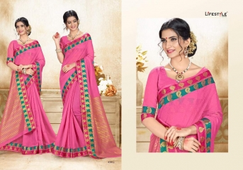 LIFESTYLE SAREE KHADI SILK VOL 6 WHOLESALE RATE AT GOSIYA EXPORTS SURAT WHOLESALE DEALER AND SUPPLAYER SURAT GUJARAT (10)