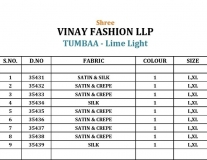 LIME LIGHT TUMBAA VINAY FASHION (11)