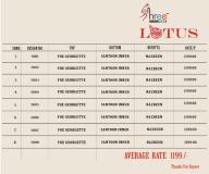 LOTUS SHREE FABS FESTIVE WEAR DESIGNER (6)