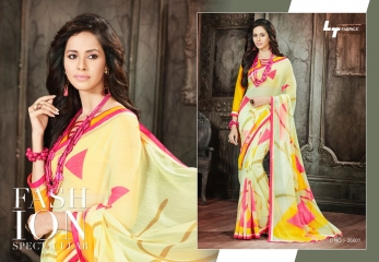 Lt blush chiffon Sarees collection Wholesale BEST RATE BY GOSIYA EXPORTS (5)