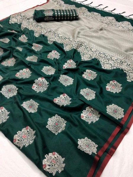 LT FABRIC RESHMA SILK FABRIC  (10)