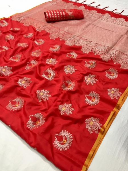 LT FABRIC RESHMA SILK FABRIC  (6)