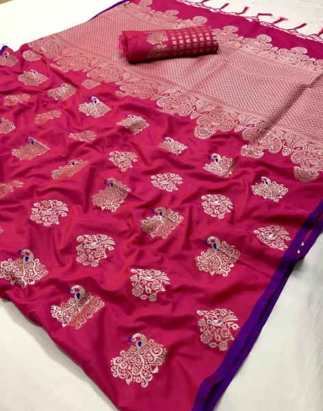 LT FABRIC RESHMA SILK FABRIC  (7)
