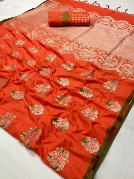 LT FABRIC RESHMA SILK FABRIC  (4)