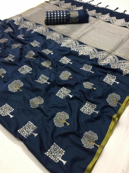 LT FABRIC RESHMA SILK FABRIC  (9)