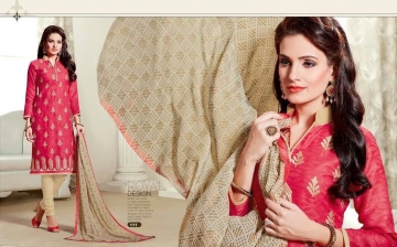 LT FABRICS MAHI VOL 1 COTTON JACQUARD BEST PRICE AT GOSIYA EXPORTS (2)
