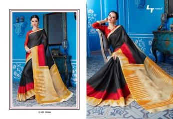 LT FABRICS TRADITION VOL 2 KHADI SILK SAREES COLLECTION WHOLESALE DEALER BEST RATE BY GOSIYA EXPORTS (10)