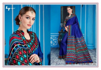 LT FABRICS TRADITION VOL 2 KHADI SILK SAREES COLLECTION WHOLESALE DEALER BEST RATE BY GOSIYA EXPORTS (2)
