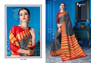 LT FABRICS TRADITION VOL 2 KHADI SILK SAREES COLLECTION WHOLESALE DEALER BEST RATE BY GOSIYA EXPORTS (3)