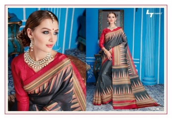 LT FABRICS TRADITION VOL 2 KHADI SILK SAREES COLLECTION WHOLESALE DEALER BEST RATE BY GOSIYA EXPORTS (5)