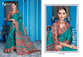 LT FABRICS TRADITION VOL 2 KHADI SILK SAREES COLLECTION WHOLESALE DEALER BEST RATE BY GOSIYA EXPORTS (6)