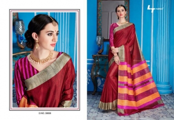 LT FABRICS TRADITION VOL 2 KHADI SILK SAREES COLLECTION WHOLESALE DEALER BEST RATE BY GOSIYA EXPORTS (9)