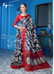 LT FABRICS TRADITION VOL 2 KHADI SILK SAREES COLLECTION WHOLESALE DEALER BEST RATE BY GOSIYA EXPORTS