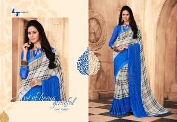 LT FABRICS TRADTIONAL COLLECTION OF FANCY PRINTED SAREE CATALOG WHOLESALE BEST RATE BY GOSIYA EXPOTS SURAT LT CATALOG (14)
