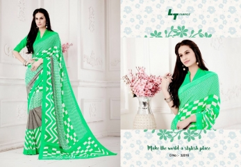 LT FABRICS ZARA VOL 22 FANCY PRINTED SAREE CATALOG IN WHOLESALE LT FABRICS SAREE CATALOG BESTRATE BY GOSIYA EXPORTS (10)