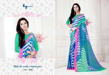 LT FABRICS ZARA VOL 22 FANCY PRINTED SAREE CATALOG IN WHOLESALE LT FABRICS SAREE CATALOG BESTRATE BY GOSIYA EXPORTS (19)