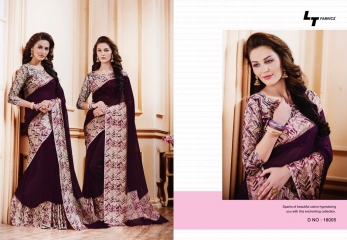 Lt grace vol 1 printed sarees collectiin BY GOSIYA EXPORTS (10)
