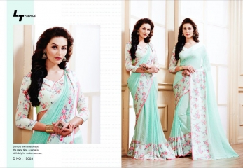 Lt grace vol 1 printed sarees collectiin BY GOSIYA EXPORTS (6)