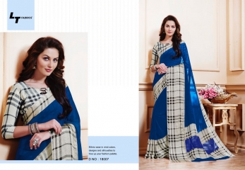Lt grace vol 1 printed sarees collectiin BY GOSIYA EXPORTS (9)