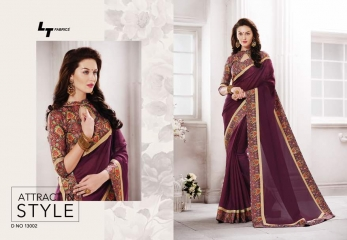 LT mysore silk printed silk saree catalog BY GOSIYA EXPORTS (1)