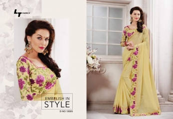 LT mysore silk printed silk saree catalog BY GOSIYA EXPORTS (3)