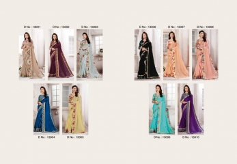 LT mysore silk printed silk saree catalog BY GOSIYA EXPORTS (9)
