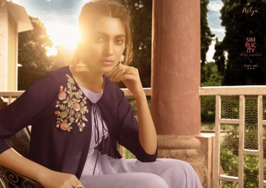 LT NITYA 42 NX 1001-1008 SERIES FANCY WESTERN WEAR KURTIS COLLECTION WHOLESALE DEALER BEST RATE BY GOSIYA EXPORTS SURAT (8)