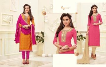 LT Nitya Neck Beauty wholesale salwar Kameez Catalog WHOLESALE BEST RATE (1)