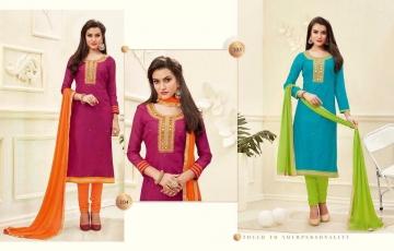 LT Nitya Neck Beauty wholesale salwar Kameez Catalog WHOLESALE BEST RATE (5)