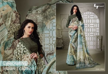 LT VIBRANT EXCLUSIVE PRINTED SAREE CATALOG LT SAREE CATALOG WHOLESALE BEST RATE BY GOSIYA EXPORTS (2)
