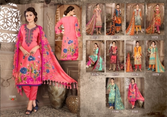 MAG BY IBADAT VO 1 CATALOGUE WOOLEN COLLECTION WHOLESALE SALWAR KAMEEZ ONLINE BEST RATE BY GOSIYA EXPORTS SURAT (17)