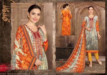 MAG BY IBADAT VO 1 CATALOGUE WOOLEN COLLECTION WHOLESALE SALWAR KAMEEZ ONLINE BEST RATE BY GOSIYA EXPORTS SURAT (5)