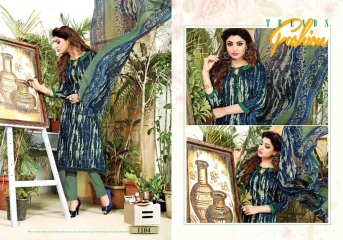 MAG BY NAZIYA VOL 2 COTTON PRINTS WITH EMBROIDERY CASUAL WEAR COLLECTION WHOLESALE RATE BY GOSIYA EXPORTS SURAT (1)