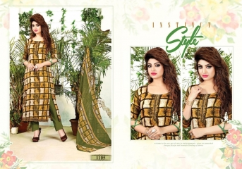 MAG BY NAZIYA VOL 2 COTTON PRINTS WITH EMBROIDERY CASUAL WEAR COLLECTION WHOLESALE RATE BY GOSIYA EXPORTS SURAT (2)