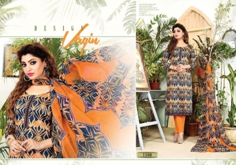MAG BY NAZIYA VOL 2 COTTON PRINTS WITH EMBROIDERY CASUAL WEAR COLLECTION WHOLESALE RATE BY GOSIYA EXPORTS SURAT (5)
