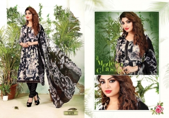 MAG BY NAZIYA VOL 2 COTTON PRINTS WITH EMBROIDERY CASUAL WEAR COLLECTION WHOLESALE RATE BY GOSIYA EXPORTS SURAT (6)