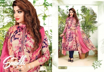MAG BY NAZIYA VOL 2 COTTON PRINTS WITH EMBROIDERY CASUAL WEAR COLLECTION WHOLESALE RATE BY GOSIYA EXPORTS SURAT (9)
