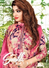 MAG BY NAZIYA VOL 2 COTTON PRINTS WITH EMBROIDERY CASUAL WEAR COLLECTION WHOLESALE RATE BY GOSIYA EXPORTS SURAT