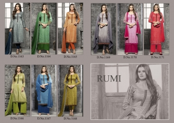 MAG BY RUMI VOL 2 CASUAL WEAR GLACE COTTON SALWAR KAMEEZ WHOLESALER BEST RATE BY GOSIYA EXPORTS SURAT (9)
