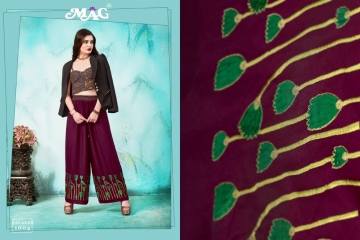 MAG PALLAZO VOL 1 COTTON RAYON EMBROIDERED PLAZZO IN WHOLESALE FROM SURAT BEST ARET BY GOSIYA EXPORTS (5)