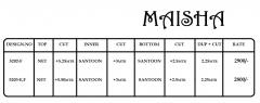 MAISHA 5202-5203 SERIES (5)
