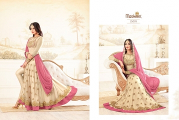 MAISHA ADDICTION 10 HIT DESIGN COLORS INDO WESTERN GOWNS AT BEST RATE BY GOSIYA EXPORTS SURAT (1)