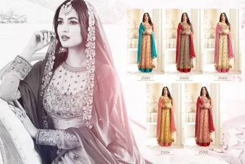MAISHA ADDICTION 10 HIT DESIGN COLORS INDO WESTERN GOWNS AT BEST RATE BY GOSIYA EXPORTS SURAT (7)