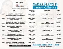 MARIYA B LAWN VOL 18 (7)